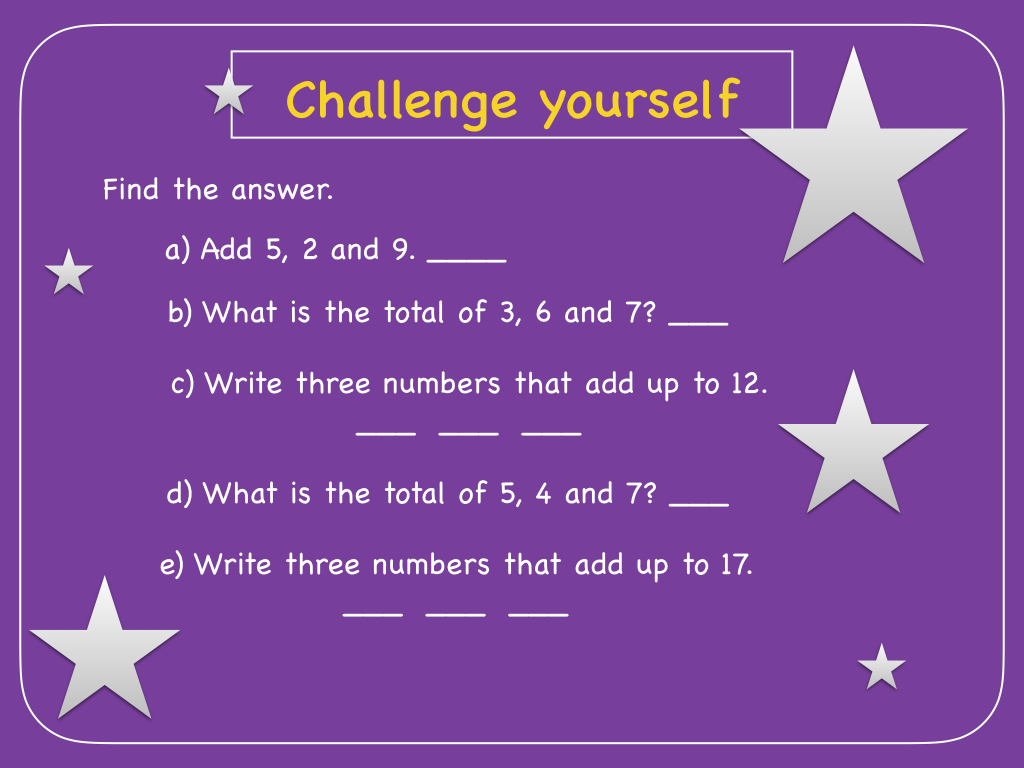 KS1 | Maths